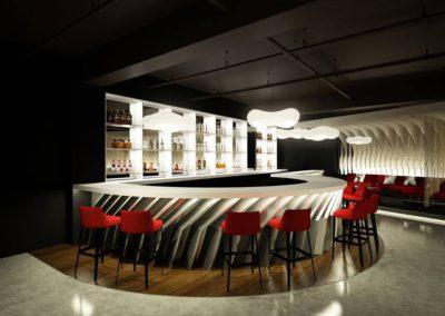 NY-LON Lounge Bar O2