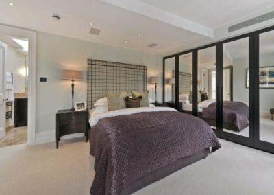 Brompton bedroom 2