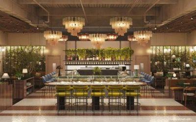 Flannels Store – New Sienna restaurant